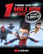 EATM Trailer 2 - 1 Million Views