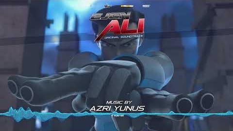 Ejen Ali - Musim 2 Original Soundtrack - Rizwan Kembali