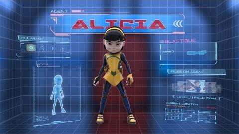 EJEN ALI Simulation Training - ALICIA