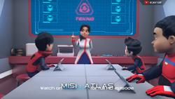Misi - Atlas