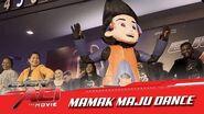 EjenAliTheMovie - Mamak Maju Dance LIVE (19 Nov 2019)