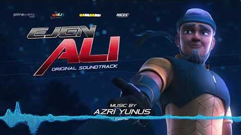 Ejen Ali - Musim 2 Original Soundtrack - Harapan