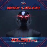 Misi Legasi - 10.30 PG