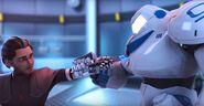 Uno VS Master Droid