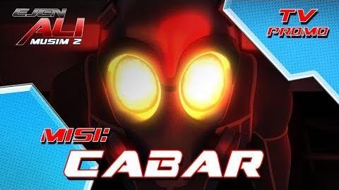 MISI CABAR (TV Promo)
