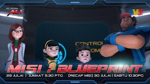 MISI BLUEPRINT TV Promo