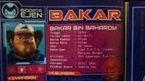 Nama penuh Bakar