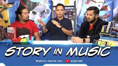 The Making Of Ejen Ali - Episode 4 - Story in Music