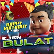 Happy birthday Bulat