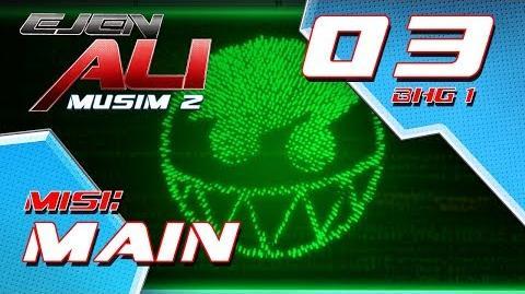 Ejen Ali - Musim 2 (EP03) - Misi Main Bahagian 1