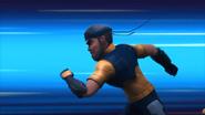 Zain running