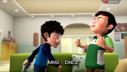 Misi - Diez