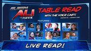 Ejen Ali The Movie Table Read