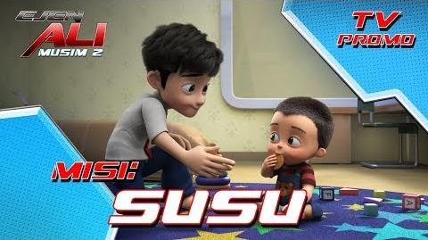 MISI SUSU (TV Promo)