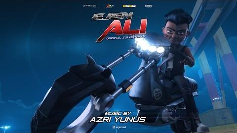 "Ejen Ali - Season 1 Soundtrack - ""Belasah!!! (Komeng's Suite)"""