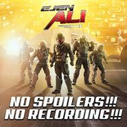EATM No Spoilers And Recording