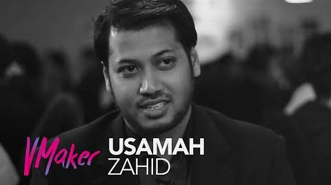 Usamah Zahid (WAU Animation) VMaker