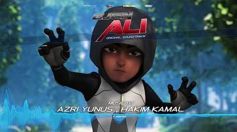 Ejen Ali - Musim 2 Original Soundtrack - Rudy