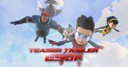 Teaser Trailer Esok