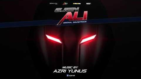 """Ejen Ali - Season 1 Soundtrack - """"Uno's Arrival"""""""