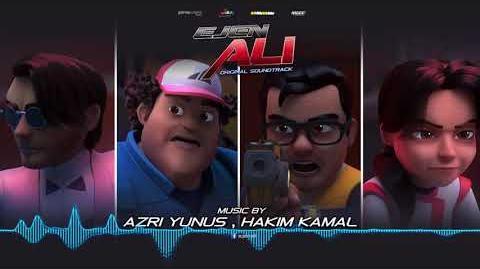 Ejen Ali - Musim 2 Original Soundtrack - Mentor's Suite