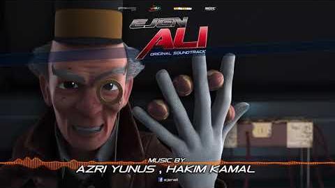 Ejen Ali - Musim 2 Original Soundtrack - ANALOG