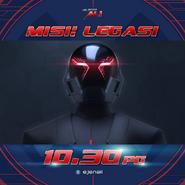 Mission Legacy - 10;30 AM