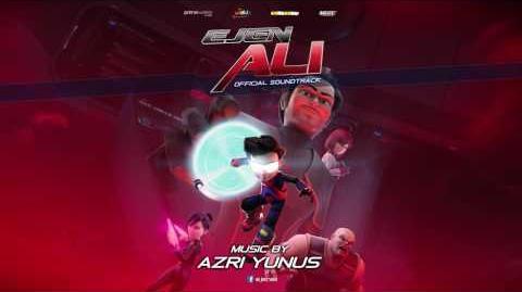 "Ejen Ali - Season 1 Soundtrack - ""Maaf Ali;)"""