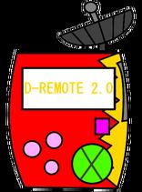 Dimensional Remote 2.0 (Red) Transparent