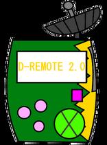 Dimensional Remote 2.0 (Green) Transparent