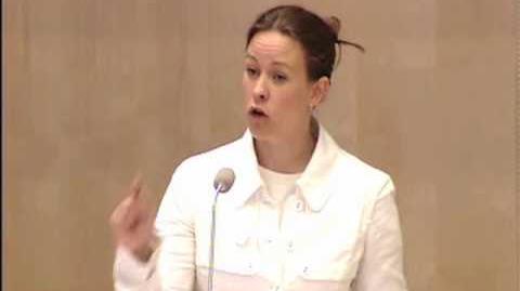 Maria i debatt om kärnkraft