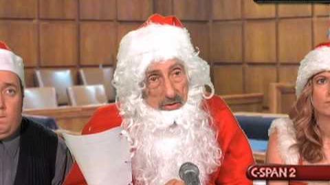 Santa Claus Bailout Hearings