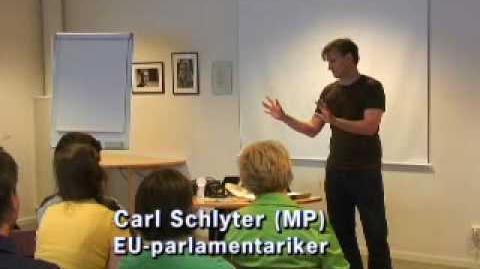 Carl Schlyter om djur, mat och klimat