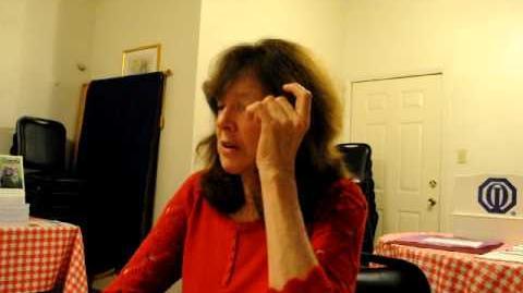 Ellen Brown speaks at Democratic Club of the Santa Clarita Valley Meeting, Part 1