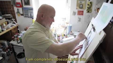 Viktor schreiber - artist portrait - teaser basicincome.org