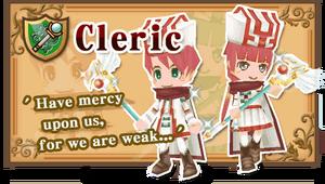 Classimg cleric