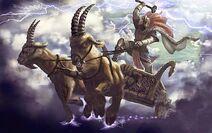 Cabras de thor