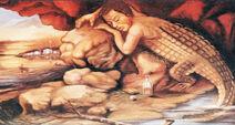 Mito-hombre-caiman-resumen-colombia