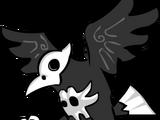 Cuervo de Juguete