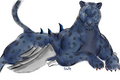 Blue panther by stroopdog-da1y65r