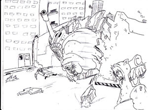 Boruntaplasmidous ataca la ciudad