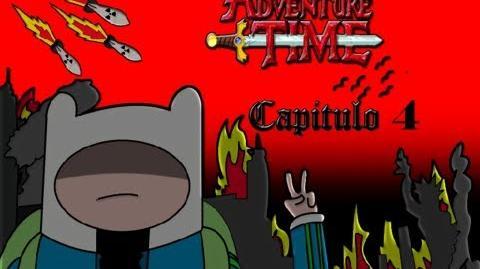 Creepypasta de Hora de aventura