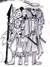 Saora y Donkara
