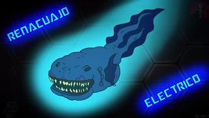 Renacuajo electrico