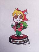 Toy merry chirstmas jonathan by danekoi-dbx0o2m