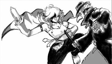 Natsuki vs Donkara 2