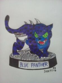 Toy blue panther by danekoi-db2w8fy