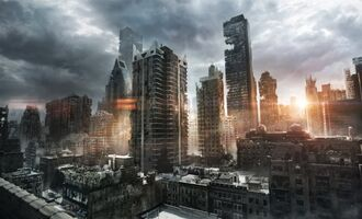 New york en ruinas por jenovah art-600x3632