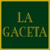Cartel Gaceta