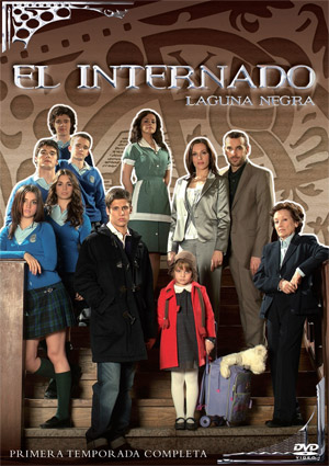 Imagen - Temporada 1 DVD.jpg   Wiki El internado   FANDOM powered by ...